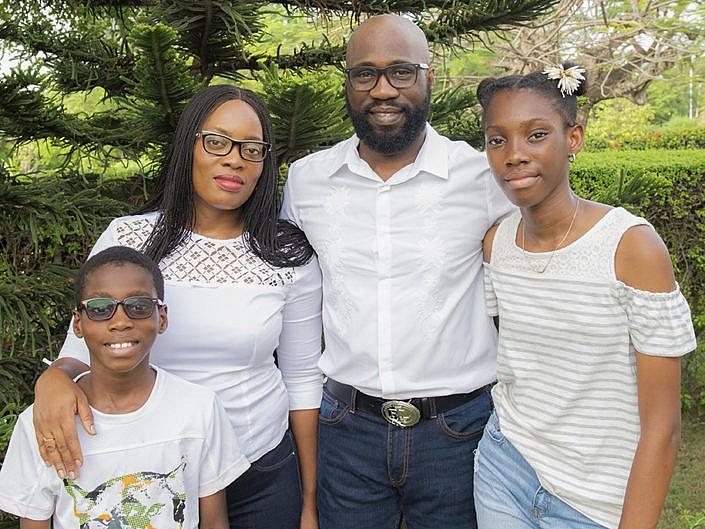 Family Dale Olasope